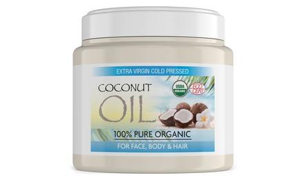 Organisches Kokosnussöl  12,55 € - Haarpflege