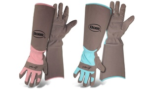 Boss Guardian Angel Women's Long-Sleeve Garden Gloves