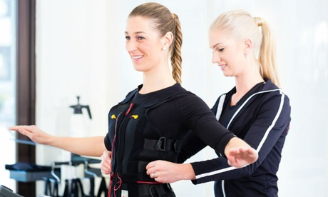 2x oder 4x 20 Min. EMS-Training Speedfit mit Personal Trainer bei Fit in Haan