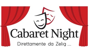 Cabaret Night da Zelig al Teatro Kitchen di Vicenza: Cabaret Night da Zelig, il 29 ottobre al Teatri Kitchen di Vicenza (sconto 40%)