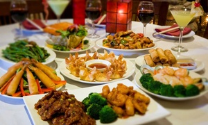 Wang's in the Desert: Pan-Asian Food and Drinks at Wang's in the Desert (Up to 42% Off). Two Options Available.