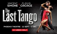 Last Tango, Price Band B, Price Band A and Premium Tickets, 28 September - 30 November, Phoenix Theatre (Up to 50% Off)