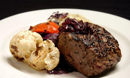 Seasonal Dinner Cuisine at Fude Inspired Cuisine & Wine Bar (Up to 52% Off). Four Options Available.