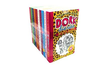 Rachel Renee Russell Dork Diaries Ten-Book Set