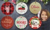 Up to 59% Off Custom Ornaments from GiftsForYouNow.com
