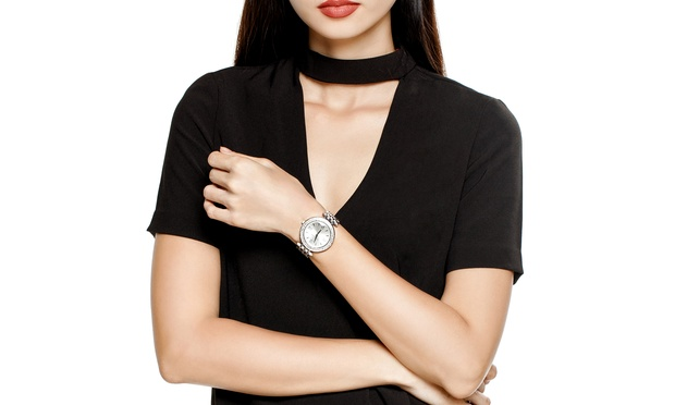 Timothy Stone Womens Watch with Crystals from Swarovski®: One ($29.95) or Two ($55) (Dont Pay up to $975.55)