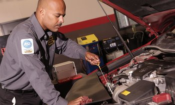 Up to 64% Off Oil Change Package at Precision Tune Auto Care