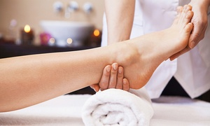Fern Massage: 80-Minute Pamper Package for One ($55) or Two People ($108) at Fern Massage (Up to $140.40 Value)