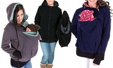 Jacket porte-bébé 3 en 1 pour femmes, coloris et tailles au choix à 24.99€ (jusqu'à 44% de réduction)