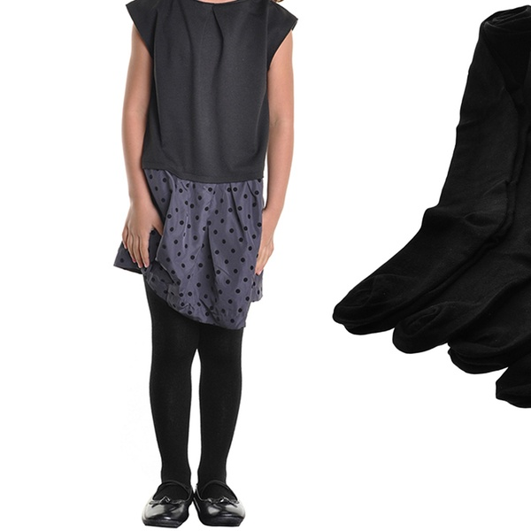 f39334adede94 Up To 76% Off on Kids' Sweater Tights (6-Pack) | Groupon Goods