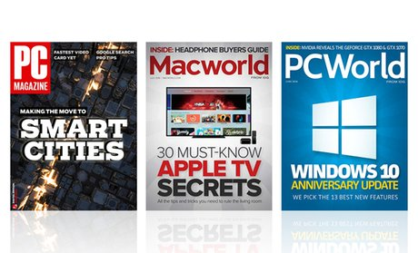Up to 50% Off a Digital Subscription to a Tech Magazine