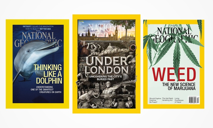 National geographic in merchandising uk groupon national geographic 12 or 24 month subscription to national geographic with world map gumiabroncs Images