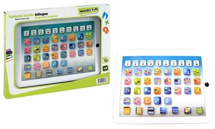 Wonder Kids Bilingual Multi Function Educative Tablet