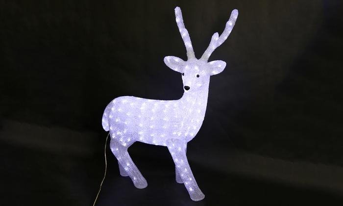 Decorazioni Luminose Natalizie : Decorazioni luminose natalizie groupon goods