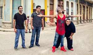 The Pedrito Martinez Group: Habana Dreams: The Pedrito Martinez Group: Habana Dreams on May 8 at 7 p.m.