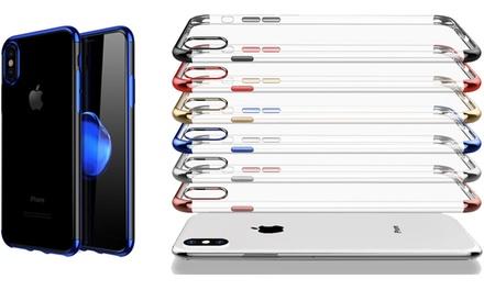 Coque Apple iPhone et 2 verres