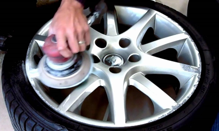 Alloy Wheel Refurbishment Herts Wheels Groupon