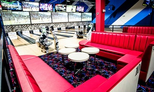 Xtreme Action Park: One Hour of Bowling for Up to Six at Xtreme Action Park (Up to 48% Off)