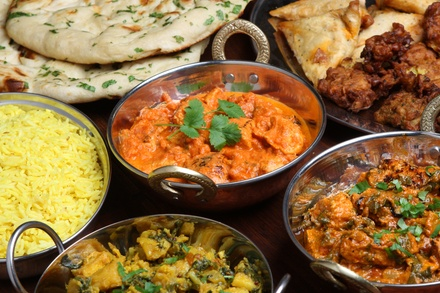 Two-Course Indian Meal with Rice or Naan for Two or Four at Memsaab Restaurant (Up to 41% Off)