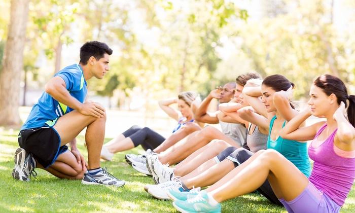 Ardor Elite Training Academy - Wildflower Area: 10 Personal Training Sessions at ARDOR Elite Training Academy, Inc. (67% Off)