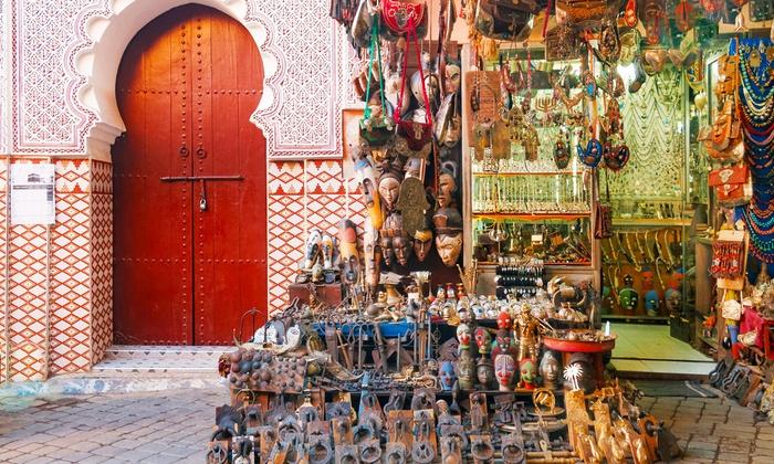 s jour en riad marrakech avec vols a r depuis beauvais et marseille groupon getaways. Black Bedroom Furniture Sets. Home Design Ideas