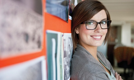 $40 for $150 Toward Prescription Glasses Plus Free Second Pair at iVision Optical