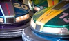 Bumpers Family Fun Center - Spokane: $10 for Unlimited Mini Golf, Three Rides, and 25 Arcade Tokens at Bumpers Family Fun Center ($20 Value)