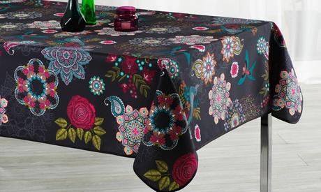 Mantel de mesa en poliéster