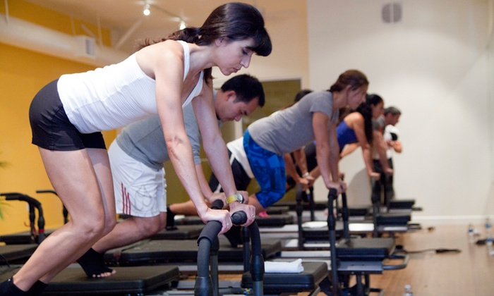 Core Studio - Midtown: 5 or 10 Core SPX, Core Cycle, Core Barre, or Core 30/30 Fitness Classes at Core Studio (72% Off)