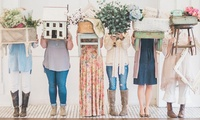 Admission for Two or Four to Vintage Market Days - Asheville, March 15 to March 17 (Up to 52% Off)
