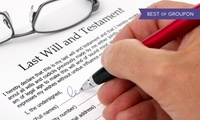 Will Writing Service for One or a Couple at Messenger Financial Management (Up to 83% Off)