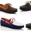 Franco Vanucci Men's Boat Shoes