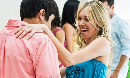 Private and Group Lessons for One or Two at Westchester Ballroom Dance Studio (Up to 73% Off). Three Options Available.