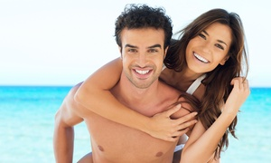 Sunless Tan Company: One, Three, or Five Full-Body Mobile Spray Tans at Sunless Tan Company (Up to 67% Off)