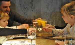 Wima Bowling & Lane 12: Ontbijtbuffet inclusief drankjes en parelwijn bij Wima Bowling vanaf 16€