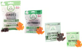 CBD Froggies from Green Roads