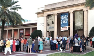 Museum of Fine Arts: $18 for Admission for Two to the Museum of Fine Arts ($34 Value)