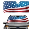 USA Auto Accessories Sun Shade, Air Fresheners, and Decals