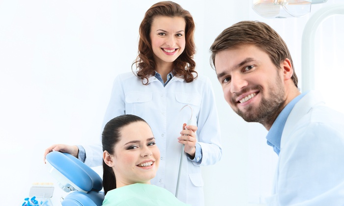 Voladri Family Dentistry - Passaic: Dental Exam with X-Rays and Cleaning for One or Two People at Voladri Family Dentistry (61% Off)