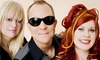 The B-52s – Up to $15.20 Off