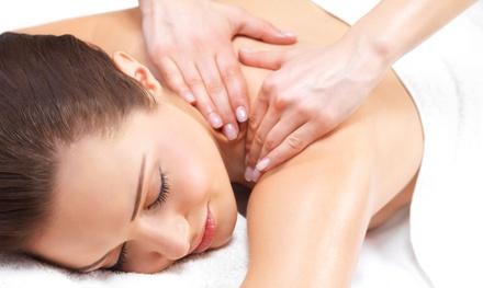 Swedish Massage with Optional Reflexology at Main Street Health & Wellness (Up to 52% Off). Three Options.