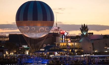 One Characters in Flight Tethered Balloon Ride for One or Two People  from Aerophile (Up to 42% Off)