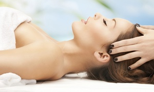 Cherry Blossom Spa & Foot Reflexology: $45 for One 75-Minute Customized Organic Facial at Cherry Blossom Spa & Foot Reflexology ($90 Value)