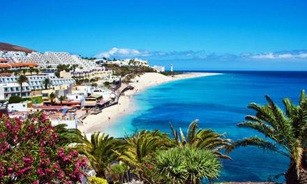 Fuerteventura: 2, 3, 5 ou 7 nuits en appartement d1 chambre pour 2 personnes à Apartamentos Rocamar Beach
