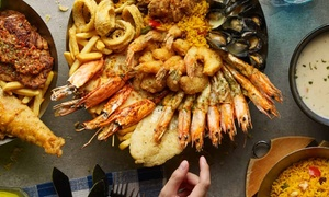 Fish & Co: AED 100 or AED 200 To Spend on Seafood at Fish & Co (Up to 41% Off)
