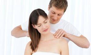 The Love Institute : One or Two Two-Hour Couples-Massage Classes at The Love Institute (Up to 54% Value)