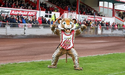 FAMILY DAY OUT AT GLASGOW TIGERS SPEEDWAY