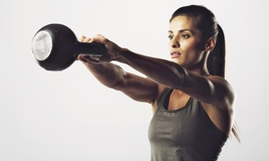 Tactical Mixed Martial Arts: One or Three Months of Kettlebell, Zumba, or Cardio MMA Classes at Tactical Mixed Martial Arts (Up to 54% Off)