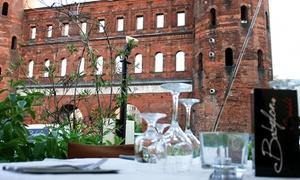 Babylon (Torino): Menu pesce di 4 portate con bottiglia di vino per 2 persone al ristorante Babylon, Porta Palatina (sconto fino a 55%)