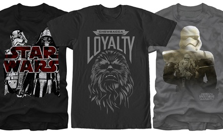 Star Wars Episode VII Tees